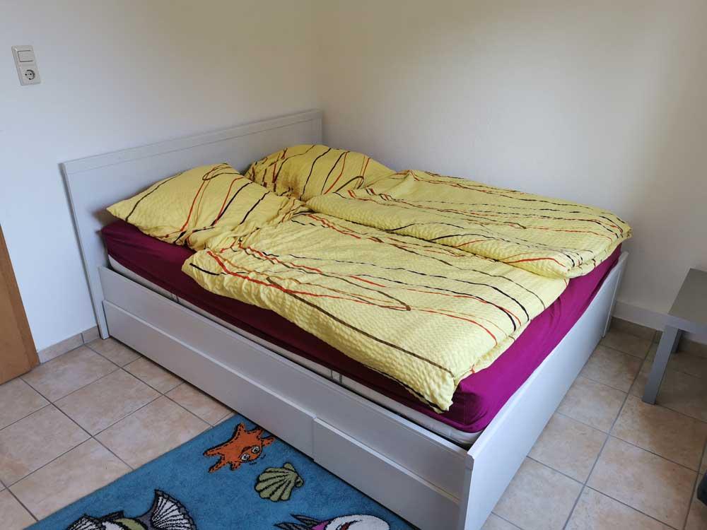 Deichlaeufer-Wattwurm-Doppelbett
